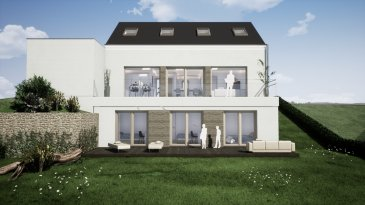 *****NEUES PROJEKT IN HOLZTHUM (GEMEINDE PARC HOSINGEN)*****  Schönes, gut ausgerichtetes Grundstück mit einer tollen, unverbauten Aussicht. Hier entsteht auf 7,04 ares ein individuell & modern, geplantes Luxhaus.  Das Haus verfügt über eine Wohnfläche von 166  m², welches sich über 2 Etagen erstreckt (EG, UG). Das Erdgeschoss besticht durch einen lichtdurchfluteten Living/Essbereich mit offener Küche und Kochinsel mit tollem Ausblick ins Freie. Zwei besondere Highlights hier sind zum einen die großzügige Terrasse mit einer Fläche von 27,50 m² und zum anderen die firsthoch offene Decke, die ein angenehmes Raumgefühl vermittelt. Im Erdgeschoss befindet sich des Weiteren noch ein Gästezimmer, welches auch als Büro genutzt werden kann sowie ein Gäste-WC.  Über die offene Treppe gelangt man in das Untergeschoss, wo sich die Schlafzimmer befinden. Hierzu zählen eine großzügige Suite parentale mit Ankleide und eigenem Badezimmer (knapp 36 m²) sowie zwei identisch große Kinderzimmer, die über ein gemeinsames Duschbad verfügen. Jedes Schlafzimmer verfügt über einen separaten Zugang zum Garten, wo ebenfalls die Möglichkeit besteht eine großzügige Terrasse anzulegen. Des weiteren befindet sich im Untergeschoss ein großzügiger Technikraum, der ebenfalls als Buanderie fungiert.  Zum Garten hin  befindet sich unterhalb der Garage ein separater Kellerraum mit einer Größe von 23 m², der diverse Lagermöglichkeiten bietet.  Bei der Grundrissgestaltung gehen wir gerne auf Ihre persönlichen Wünsche ein.  Vereinbaren Sie einen unverbindlichen Online-Termin via Microsoft Teams.  Folgen Sie uns auf Instagram! Hier informieren wir Sie über aktuelle Themen und Projekte.  www.instagram.com/luxhausluxembourg   100% Wohlfühlklima 100% Design Wir freuen uns auf Ihren Besuch