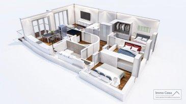 *****VENDU*****SOLD*****VERKAUFT*****<br><br>ImmoCasa vous propose un penthouse en future construction dans une résidence à 4 unités comprenant:<br><br>Double séjour et cuisine  38.32 m2<br>3 chambres à coucher 11 m2, 11m2 et 14 m2 (suite parentale)<br>2 salles de bains 4.60 m2 et 7.73 m2<br>Balcon  6 m2<br>Cave 6 m2<br>emplacement parking<br>Jardin privatif  60 m2<br><br>Les prix affichés avec la TVA de 3%<br><br>Disponibilité fin 2021<br><br>Proche de toutes commodités, axe autoroutier, crèches, écoles, hôpital, commerces etc.<br><br>Pour plus d\'informations, veuillez contacter l\'agence.<br>N\'hésitez pas à nous contacter pour vendre votre bien.<br>Nos estimations sont gratuites.<br><br>Nous recherchons en permanence pour la vente et pour la location des appartements, maisons, terrains à bâtir et projets autorisés pour clientèle existante.<br>Achat éventuel par notre société.<br>
