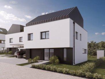 ***NOUVEAUTE HT IMMOBILIER ***   Découvrez en exclusivité notre nouveau projet de construction situé à Oberkorn, composé de 19 maisons unifamiliales.  Au cœur d'un lotissement calme et proche de toutes servitudes, nous vous proposons cette maison de type C,  à l'architecture moderne et design de ± 210 m² de surface habitable sur un terrain de entre 5,73 et 7,81 ares composée comme suit :  RDC : - un garage une voiture - un emplacement extérieur couvert - un séjour de 37 à 41 m² (living, cuisine et salle à manger) - un wc séparé - une entrée / hall avec escalier donnant sur le premier étage - une terrasse donnant sur un jardin  ETAGE 1 : - 2 à 3 chambres de 13 à 17 m² - une suite parentale avec salle de bain de 22 m² - 1 à 2 salles de bain - un hall avec escalier donnant sur le deuxième étage - un vide sur salle à manger   ETAGE 2 (combles) : - surface de 30 à 46 m²  - local technique - une terrasse de 12 à 20 m²  Commercialisation exclusive HT Immobilier : 24 55 92 78 / info@htimmo.lu