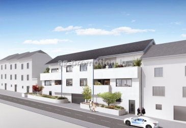 NOUVELLE CONSTRUCTION  Luxembourg û Hesperange   Dans une résidence neuve composée de 4 unités,  Appartement 90m² situé au premier étage offrant : un hall d'entrée, un living/ salle à manger avec un accès à un terrasse de 11m², un espace cuisine, une salle de bain, WC séparé, 2 chambres.  + 1 cave privative ainsi qu'un emplacement de parking pour 1 voiture.   Prix de l'appartement avec 1 parking : 605.679.-€ TVA 3% inclus Prix de l'appartement avec 1 parking : 651.559-? TVA 17% inclus  Possibilité d'avoir un deuxième emplacement au prix de 30.900.-€ TVA 3% inclus.   Plans et cahier des charges sur demande.   Pour toute information supplémentaire veuillez contacter PINOT Laura par mail info@ag-promotion.lu ou au 691 583 006   Ref agence :3553724