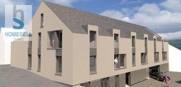 -Réservé-<br><br>HOMESELL vous propose un appartement de 49,82m² situé au 1er étage.<br><br>Ce bel appartement se compose comme suit :<br><br>- une chambre<br>- une cuisine ouverte sur le séjour<br>- une salle de bain<br>- WC séparé<br>- une Loggia de 3,00m²<br>- cave, buanderie commune et 1 emplacement intérieur font partie de ce bien.<br>Possible de récupérer une partie de la T.V.A sur la construction, sous condition d\'acceptation par l\'Administration de l\'Enregistrement (premier occupant).<br><br>Pour plus de renseignements contactez-nous par tél: 28 11 22-1 ou sur info@homesell.lu<br><br>Homesell, votre guide de l\'immobilier !<br><br>www.homesell.lu