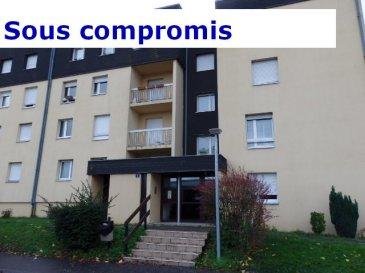 NOUS VENDONS :  secteur METZ-NORD, Impasse Laurent de Chazelles.   Dans une résidence à proximité de l'arrêt METTIS.  Un appartement T4 au 3ème étage, de 85,26 m2.  Comprenant :  Un séjour et cuisine aménagée et équipée de 16,41 m2 ouverts  sur un salon de 17,41 m2 avec accès au balcon. Trois chambres de 10,82 – 10,76 et 9,27 m2 ; Une salle de bains de 4 m2 et WC séparé. Placards et cellier. Avec aussi un balcon à l'avant accessible depuis une chambre. Deux emplacements privatifs de parking souterrain ; porte motorisée.  ***Fenêtres double vitrage sur châssis bois.  ***Chauffage électrique avec système de mise hors gel automatique pour la  résidence en cas d'absence.  ***Accès à la résidence par un portail motorisé avec commande à distance.  ***Espace vert et places de stationnement tout autour des bâtiments.  ***Pas de procédure en cours.  Il n'y a pas de travaux à prévoir.  DISPONIBILITE A CONVENIR  CONTACT :  Jean-Luc MEYER – Agent commercial  Au : 07 60 13 78 96  Ou l'agence au : 03 87 36 12 24  Les frais d'agence sont inclus dans le prix annoncé.
