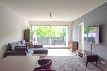 Immo Nordstrooss vous propose un appartement lumineux en vente de +/- 68m2<br><br>L\'appartement se compose comme suite:<br><br>- une grande pièce à vivre lumineuse ouverte sur un balcon,<br>-  une cuisine entièrement équipée<br>- chambre de belle taille ainsi qu\'une salle de douche et des toilettes séparées<br><br>Très bien situé, à 2 pas du centre ville, de supermarchés comme Cactus, Match et Lidl, cet appartement de 68m² habitable avec un balcon de 9 m2 offre une vue orientée à l\'Est, dégagée sur le parc Laval. <br>Les parkings publics sont nombreux, ainsi que les lignes de bus. <br>Une cave est également vendue avec l\'appartement.  Cet appartement est vendu entièrement meublé, disponible à la vente immédiatement. <br><br>Pour plus de renseignements veuillez nous contacter au 691 450 317.