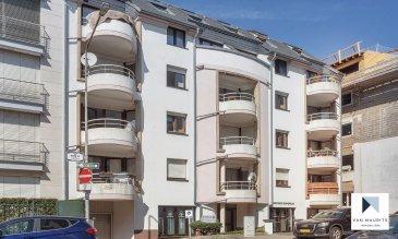 Situé au Limpertsberg, au 4ème et dernier étage d'un immeuble résidentiel