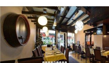 For English, see below please !   Français : A louer Prestigieux restaurant (50 + 20 couverts), au Coeur de la Ville d'Esch. RDC : 20 m² de terrasse, 100 m² salon, 15m² de cuisine, tout est en bon état. Au sous-sol, dressing pour les employés, deux caves de 30 m² chaque,60.000 EUR de fond du commerce, clients fidèles. Tél. 691 262 909 / info@immo-aba.lu  English : For rent, a prestigious restaurant (50 + 20 covers), in the heart of the City of Esch. Ground Floor : 20 m² terrace, 100 m² lounge, 15 m² kitchen, everything is almost new, for the 60.000 EUR you pay. In the basement, dressing for the employees, two cellars of 30 m² each. Tel. 691 262 909 / info@immo-aba.lu  ********************  Confiez-nous vos biens immobiliers pour la vente ou pour la location. Nous sommes une société sérieuse, minutieuse, ayant ses bureaux au cœur de Luxembourg-Ville depuis 19 ans. Nous avons une bonne clientèle et nous faisons aussi beaucoup de publicité. Monsieur Parviz MOLLAIAN est à votre écoute : 691 262 909