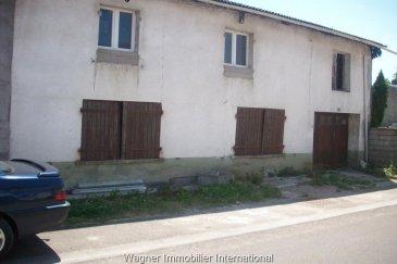 Maison de village Moriville