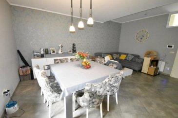 En Exclusivité IMMO MAX,  L'agence IMMO MAX vous propose de venir découvrir cette maison de rapport idéalement située à Differdange,  Sur une surface habitable d'environ 200m² cette maison se compose comme suit: - un premier appartement avec un salon salle à manger cuisine équipée ouverte donnant acces à une terrasse ainsi que 3 chambres à coucher avec une salle de bain. - Un deuxieme appartement avec salon avec cuisine équipée ouverte, une salle de bain et 3 chambres à coucher.  A cela s'ajoutent 2 caves et un garage fermé.  Informations complémentaires sur demande et visites sur rdv.  N'hésitez pas à consulter notre site WWW.IMMOMAX.LU