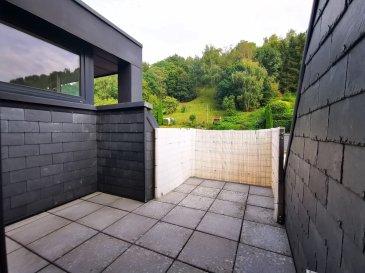 DALPA SA vous propose à louer, un charmant appartement très lumineux de 1 chambre à coucher sur +/- 65 m², situé à Luxembourg-Neudorf.  L'appartement se situe dans une petite résidence SANS ascenseur.  Disponibilité : immédiate  L'objet se situe au : 217 rue de Neudorf, L-2221 Luxembourg  Situé au 3ième et dernier étage l'appartement se compose : - 1 hall d'entrée spacieux - 1 cuisine équipée ouverte avec débarras et accès balcon - 1 belle pièce de séjour très lumineuse avec accès balcon - 1 salle de douche avec WC  Sur la mezzanine : - 1 chambre à coucher  Au sous-sol un emplacement sur un parklift complète ce charmant bien.  Nous sommes à votre entière disposition pour tous renseignements complémentaires ou visites des lieux. Veuillez contacter Antonio Lobefaro sous le numéro +352 621 191 467 ou par mail sur info@dalpa.lu  Si vous souhaitez vendre ou louer votre bien, nous mettons à votre disposition notre professionnalisme, savoir-faire ainsi que notre qualité de service. Nous vous proposons des estimations rapides, gratuites et réalistes.  ENGLISH VERSION  DALPA SA offers you for rent, a charming very bright 1 bedroom apartment of +/- 65 m², located in Luxembourg-Neudorf.  The apartment is located in a small residence WITHOUT elevator.  Availability: immediate  The object is located at: 217 rue de Neudorf, L-2221 Luxembourg  Located on the 3rd and last floor the apartment consists of: - 1 spacious entrance hall - 1 open equipped kitchen with storage room and balcony access - 1 beautiful bright living room with balcony access - 1 shower room with WC  On the mezzanine: - 1 bedroom  In the basement a spot on a parklift completes this charming property.  We are at your entire disposal for any further information or site visits. Please contact Antonio Lobefaro under the number +352 621 191 467 or by email on info@dalpa.lu  If you want to sell or rent your property, we provide you with our professionalism, know-how and our quality of service. We offer you fast, free a