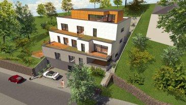 Construction d'une nouvelle résidence
