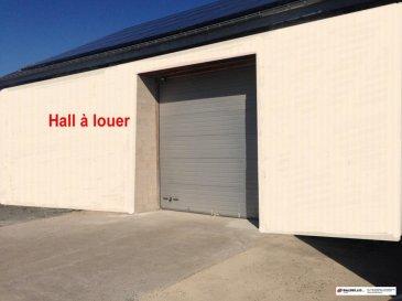 Hall de stockage <br><br>Pour vos besoins d\'entreposer de la marchandise au Nord du pays nous vous proposons à Weiswampach à proximité des frontières belgo-allemandes :<br><br>Commune de Weiswampach<br><br>Un entrepôt avec une hauteur de 2,80m<br>Une porte sectionnelle assure l\'accès au bâtiment au côté de la route principale<br><br>Hall avec installation d\'eau courante et relié au réseau électrique.<br>.<br>Plancher de stockage.<br><br>Supplément sur simple demande:<br><br>Bureau au prix de 300€ charges comprise Htva<br><br>Conditions:<br>Garantie bancaire 3 mois de loyer<br>payement du 1er loyer + TVA<br>frais d\'agence 1 mois de loyer + 17% TVA<br>prix loyer charges HTVA<br><br><br><br />Ref agence :gw-980280