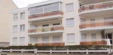 ESA-CATHO. Appartement type III d\'une superficie de  74m², en bon état général,comprenant belle pièce de vie de 30m², deux chambres, cuisine, salle de bains. Les trois pièces donnent sur un balcon orienté Ouest.Cave et garage en sous sol. Ravalement réalisé en janvier 2017. Charges prév : 1360?/an. Honoraires à la charge de l\'acquéreur: 5.96%