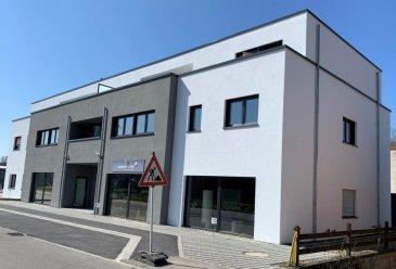 Appartement d'une surface habitable de 69,14 m², situé au 1ier étage de la