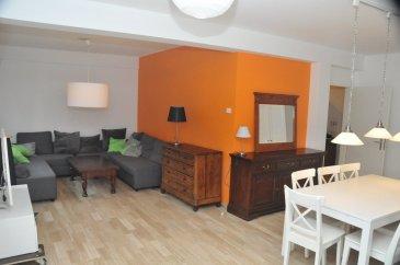 Très bel appartement meublé à louer sis au plein centre de la ville de Luxembourg