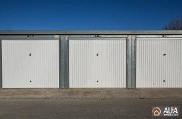 Garage Box à louer au centre de Differdange. Disponibilité immédiate. Pour plus d'informations n'hésitez pas à nous contacter. Ref agence :3536646