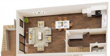 Alexandre Kissel et Kissel Immobilière vous propose à la vente à Syren<br><br>Un appartement « triplex » neuf de ± 159.32 m² avec 3 chambres.<br>Remise des clés prévue fin 2021<br><br>Il se compose comme suit :<br>(l\'agencement intérieur peut encore être modifié)<br><br>Au rez-de-chaussée :<br> <br>- Hall d\'entrée 11 m² et vestiaire<br>- Espace Séjour ouvert 32 m²<br>- Terrasse de 17 m²<br>- Cuisine ouverte 20 m² <br>- WC séparé<br><br>Au 1er étage : <br><br>- Chambre 1 de 30 m²<br>- Chambre 2 de 13 m² <br>- Salle de bain/douche et WC de 8 m²<br>- Débarras / Buanderie de 4 m²<br><br>Au 2ème étage :<br><br>- Chambre 3 de 16 m² ;<br>- Dressing de 11 m² ; <br>- Salle de bain/douche de 8 m² <br>- WC<br><br>Au sous-sol<br><br>- 2 emplacements de parking<br>- 1 Cave<br><br>Prix avec TVA à 17% - \' 949.000<br>Prix avec TVA à 3% - \' 899.000 (après acceptation de l\'Administration de l\'enregistrement)<br><br>L\'agence KISSEL Immobilière vous propose des objets sélectionnés, pour répondre à la demande de notre clientèle.<br>Estimation gratuite de votre bien et cela sans engagement.<br><br>Contacter Mr Kissel Alexandre 27621235<br><br><br />Ref agence :4680051