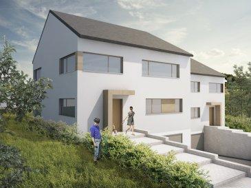 Doppelhaushälfte in Lorentzweiler