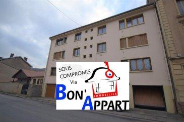 SOUS COMPROMIS DE VENTE Via Jonathan Bon'Appart:  Au sein d'une petite résidence sur 3 niveaux:  Lumineux appartement avec VUE sur les jardins  + BALCON   + GARAGE privatif au rez-de-chaussée  + CAVE   + REMISE sur cour 2 chambres   Position optimale DPE E - lots principaux: 6, Charges 30 ' |an !  Informations et Visites VIa Jonathan Congi 0672939030, agent commercial, SIRET 75116343700021