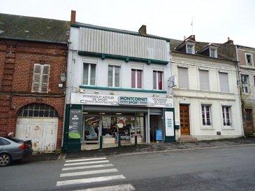 Immeuble de rapport à Montcornet