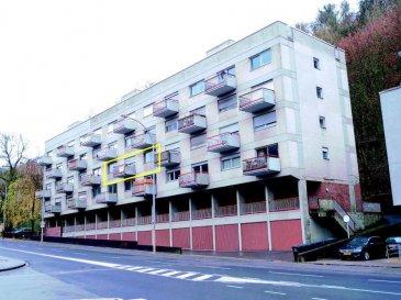 !!!!!!!!!!!!! Très bon investissement à ne pas rater !!!!!!!!!!!!!!!!!  ImmoNordstrooss vous propose ce beau appartement de 90m2 juste en face du parc Laval avec balcon face à l'avant avec une vue imprenable . Au deuxième étages avec ascenseur, cet appartement se compose comme suit:  -Hall d'entrée -Cuisine équipée  -3 Chambres -Salle de bain -WC séparée   Une cave et un garage fermé viennent completer ce bien.  Pour plus de renseignements ou une visite (visites également possibles le samedi sur rdv), veuillez contacter le 661 791 504.