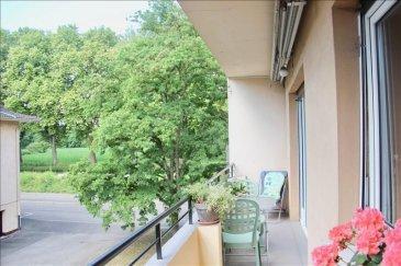 Situé à proximité de canal&comma; venez visiter ce charmant F3&sol;4 dans une petite copropriété de six logements&period; Cet appartement au premier étage ce compose d\'un hall d\'entrée avec placards&comma; d\'un spacieux et lumineux double séjour donnant sur une terrasse&comma; d\'une cuisine entièrement équipée avec un accès à un blacon&comma; de deux grandes chambres&comma; d\'une salle de bain et d\'un WC indépendant&period;<br />Ce logement en bon état et très bien agencé est également pourvu d\'un garage et d\'une cave&period; <br />Charges mensuel de copropriété 150&sol;mois chauffage au gaz inclus&period; <br />Votre contact &colon; Virginie Diss&comma; négociateur&comma; 06 73 15 37 92