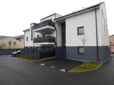 Appartement de standing Marspich 3 pièce(s) 70 m2 terrasse . Marspich,<br/><br/>Au Sein d\'une résidence de standing de 2019 composée de deux bâtiments de 9 appartements ,<br/><br/>Au 1er étage sans ascenseur,<br/>Lumineux F3 de 70m² habitables offrant :<br/><br/>Cuisine équipée ouvrant sur salon-séjour (32m²) accès terrasse de 10m², un dégagement, 2 belles chambres de 11 et 12 m², salle de bains de 6 m² avec douche à l\'italienne et meuble vasque , wc séparée avec lave-main, cellier buanderie/chaufferie.<br/><br/>Dv pvc avec volet roulant électrique, chauffage central au gaz au sol.<br/><br/>Belles prestations !<br/><br/>1 garage en sus (15000€)<br/><br/>Mr Antonoff:06-52-83-85-07<br/>Copropriété de 36 lots (Pas de procédure en cours).<br/>Charges annuelles : 700.00 euros.