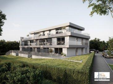 Ney-Immobilière vous présente en vente un appartement (0-05) de  82,09m2 au rdc,dans notre résidence