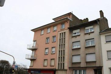 ***sous compromis**** Joli appartement  situé dans la commune d'Esch/alzette à 15minutes de Luxembourg ville. Comprenant 2 chambres à coucher, cuisine équipé ouvert sur le salon,salle de douche, grenier et cave privé. Prés de toutes commodités. Absolument a visiter..........