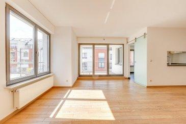 Contact : Lydie POPADENEC  +352 691 100 809  Visite virtuelle https://premium.giraffe360.com/remax-partners-luxembourg/cafb03f58e6a4cd9a34410063a85a4b0/  Lydie POPADENEC RE/MAX spécialiste de l\'immobilier au Luxembourg, vous propose à la vente ce bel appartement 3 chambres, d\'environ 110m² .  Situé au 1er étage, l\'appartement se compose : - D\'un living d\'environ 43m², une cuisine équipée semi-ouverte, donnant directement sur une belle terrasse ensoleillée d\'environ 9m². - D\'un grand hall d\'entrée - D\'une suite parentale d\'environ 18m² avec salle de bain et WC. - D\'une chambre de 10.96m² - D\'une chambre avec placard intégré de 9.91m² - D\'une salle de douche  - D\'un WC invité  Au sous-sol, ce bien dispose d\'un emplacement de parking privatif et d\'une cave privative. Grenier privatif  Buanderie commune  Situé au sud-ouest de la ville de Luxembourg, Merl est un quartier résidentiel très verdoyant voisin des quartiers de Belair, Hollerich et Cessange. Le quartier Merl est un quartier agréable de la capitale et offre de nombreux services, à proximité des grands axes de circulation . Le centre-ville est facilement et rapidement accessible à pied ou en vélo.  Le quartier est desservi par les lignes de bus 6, 8, 12, 15, 27, CN2   Nombreuses écoles : \