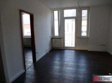 EN EXCLUSIVITE CHEZ AFIL IMMO!<br><br>Appartement complètement rénové au centre ville d\'Esch/Alzette d\'une surface de 49,80 m² composé comme suit :<br><br>- Cuisine équipée individuelle<br>- Salle de douche<br>- Living/Salle à manger avec sortie sur balcon<br>- 1 chambre à coucher<br>- Débarras<br>- Cave <br>- Buanderie commune<br><br>Pour tout renseignement complémentaire, veuillez contacter l\'agence au 54 02 44.<br><br />Ref agence :2244860