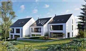 Veuillez nous contacter par e-mail. Dernière maison disponible!  Nouvelle construction à Ehlange de 3 maisons dans un écrin de verdure.  La maison profite d'une belle vue sur la verdure et d'une finition de qualité.  La maison se compose au:  r.d.ch.  - double garage - Hall d'entrée - Cuisine ouverte sur séjour (47.12m2 ) donnant sur la grande terrasse (25,11m2) et le jardin  1er étage  - Hall d'entrée - Salle de bains - Chambre 16,80m2 avec terrasse 10,52m2 - Chambre 15,38m2 - Chambre ou bureau 14,41m2 avec terrasse 5,10m2  Combles  - Grande chambre parentale avec salle de bains et dressing de 43,93m2 - Hall  - Chaufferie  La maison disposera d'une finition de très haute qualité avec:   - revêtements de sol de 70€/m2  - salle de bains de qualité - peinture intérieure  - chauffage au sol  - triple vitrage  - panneau solaire  - VMC