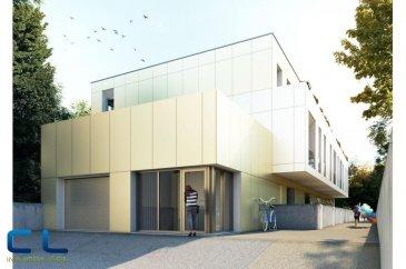 Nous vous proposons à la vente dans le nouveau projet  immobilier de standing « Place Benelux » :<br>Une maison de 148m2 dont 135,44m2 habitables.<br><br>Au sous-sol :<br>- Un box fermé avec accès privatif<br>- une cave<br>Au rez-de-chaussée :<br>- Des jardins privatifs<br>- Une grande terrasse avec un accès au jardin<br>- Un WC séparé<br>- Une cuisine ouverte<br>- Un grand living<br><br>Au premier étage :<br>- Deux chambres à coucher<br>- Deux salles de bain<br><br>Au deuxième étage :<br>- Une chambre à coucher<br>- Une salle de bain<br>- Une terrasse de +/- 5 m2 <br><br>Ce nouveau projet  à l\'architecture contemporaine est constitué de 5 maisons en bande, d\'une résidence de 6 appartements et d\'un local commercial. <br>Il est idéalement situé à la Place Benelux, dans le quartier résidentiel d\'Esch nord, quartier calme et accueillant, qui possède encore de petits magasins de proximité, d\'autres infrastructures (telles que piscine, école, crèches, hôpital \') ou services (poste, banques etc), se trouvent aussi dans ce quartier. Les transports en commun ainsi que l\'autoroute A 4 se trouvent à quelques mètres. <br>A 5 minutes en voiture du site Belval.<br><br>Les prix indiqués comprennent la TVA à hauteur de 3%, il y a la possibilité d\'acheter en supplément des emplacements de parking intérieurs.<br><br>N\'hésitez pas à nous contacter pour de plus amples renseignements, les plans et cahier de charges sont à votre disposition sur  simple demande.<br><br>Commission d\'agence comprise dans le prix à la charge du vendeur.  <br />Ref agence :EACVB69-79-M3