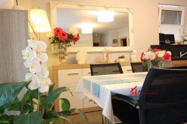 Fini le confinement<br>INFO COVID-19<br><br>Les visites sont possibles sous les conditions suivantes :<br>*deux personnes max<br>* port de masque et gants obligatoires<br><br>Afil Immo vous propose ce magnifique appartement situé à Lamadeleine proche de toutes commodités, aux finitions de luxe dans une résidence construite en 2009.<br><br>Vous pouvez profiter lors des journées ensoleillées d\'une terrasse/jardin privée de +/- 43m².<br><br>Situé au rez-de-chaussée vous serez séduits dès l\'entrée par sa luminosité, offerte par les grandes baies vitrées.<br><br>L\'espace de vie accueille une moderne cuisine équipée ainsi que la salle à manger/living avec sortie sur terrasse.<br><br>La zone de nuit se compose de 2 belles chambres à coucher et d\'une salle de douche/italienne.<br><br>Pour votre confort, 1 emplacement extérieur, une cave privative et la buanderie commune complètent la description de ce bien.<br><br>Absolument à visiter!!!<br><br>AFIL IMMO s\'engage dans toutes vos démarches immobilières (estimation, vente, location de biens, recherche de financements).<br>Vous satisfaire est notre priorité !<br><br>Les prix s\'entendent frais d\'agence de 3 % TVA 17 % inclus.