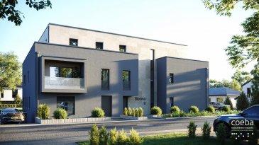 NEY Immobilière vous présente en vente un appartement (1-07) à 81,36m2 au 1er étage de notre nouvelle résidence SIENNA à Capellen, il sera composé comme suit: hall d'entrée, wc séparé, débarras, cuisine ouverte sur le séjour, 2ch à c, salle des bains, balcon, verdure privée, 1cave et 2emplacements intérieurs. La résidence « SIENNA » se situe à Capellen, 12, rue Carlo Gausché (lotissement « Zolwerfeld II »). Capellen fait partie de la commune de Mamer et se trouve près de la frontière belge entre Luxembourg-Ville et Steinfort. La résidence sera implantée sur un terrain de 9,54 ares.  ENVIRONS  La commune est entourée de Strassen, Bertrange et Windhof. Plusieurs restaurants, deux supermarchés, une pharmacie, une boulangerie et d'autres commodités se trouvent à proximité directe du lotissement. Différentes entreprises et grandes surfaces se sont installées dans le parc d'activités de Capellen et au sein de l'« Ecoparc Windhof ».  Le parc « Brill » à Mamer est équipé du pavillon « Am Parc Brill », de diverses aires de jeux pour enfants, d'un mini-stade, d'un terrain de basketball, des tables de ping pong et d'un skate parc. Le site « Op der Drëps » est un lieu de loisir à la lisière de la forêt communale et aux alentours de la « Thillsmillen ».  Le centre culturel « Kinneksbond » à Mamer propose un programme musical et artistique et les centres commerciaux « La Belle Etoile » et « City Concorde » se trouvent à 12 respectivement 15 min. Le centre aquatique « Les Thermes » à Strassen/Bertrange est situé à 12 min. et invite à passer un moment de détente dans son espace Wellness.  MOBILITÉ  La gare ferroviaire de Capellen se trouve à seulement 1 km, la ligne 50 des CFL relie Luxembourg à Arlon et desserve la gare de Capellen. L'arrêt de bus « Klouschter » qui se trouve à quelques pas est fréquenté par un grand nombre de lignes de bus permettant une connexion jusqu'au Kirchberg, Luxembourg, Steinfort, Eischen, Ell, Keispelt, Saeul, Tuntange etc. L'accès autoroutier à l'A6 se