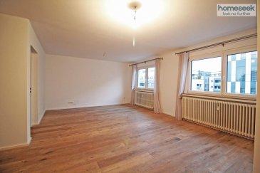 Homeseek-Limpertsberg, contact direct : dfeller@homeseek.lu / 661 923 580 vous propose :<br><br>Magnifique appartement-duplex traversant et très lumineux situé à Luxembourg-Merl (proche du Cactus-Merl). Rénové en 2013 (aménagement des combles) et en 2017 (rénovation de la cuisine et de la salle de bain).<br>Situé au 3ème et dernier étage d\'une résidence familiale, seulement un appartement par étage, sans ascenseur.<br>Il se compose :<br>Au premier niveau (+/- 72m² habitable) :<br>-Hall d\'entrée de +/- 5.7m²,<br>-Salon-Salle à manger de +/- 34.2m²,<br>-Salle de douche de +/- 4.2m²,<br>-Chambre 1 de +/- 12.7m²,<br>-Cuisine équipée de +/- 15m²,<br>Au dernier niveau (+/- 32m² grenier aménagé) :<br>-Surface chambre 2 de +/- 26m²<br>-Surface placards de +/- 6m²<br>Au rez-de-chaussée :<br>-Garage 1 place de +/- 16.5m² et<br>-Emplacement extérieur. <br>Charges faibles (+/-150euros/mois)<br>Les parties communes, au rez-de-chaussée, comprennent une buanderie, une terrasse et un jardin.<br>Aucun travaux à prévoir, matériaux de qualité (parquet massif).<br>Proche de tous commerces, accès rapide à l\'autoroute, transports en commun à quelques mètres, crèches et écoles à proximité et aires de jeux dans le quartier.<br><br>Contact direct : dfeller@homeseek.lu / 661 923 580<br>