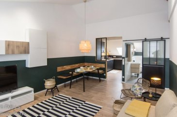 Appartement meublé - Luxembourg-Bonnevoie