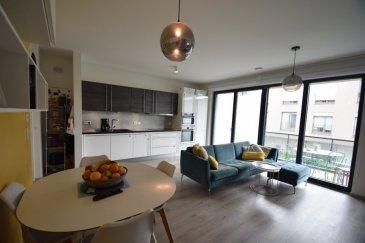 -------SOUS COMPROMIS------Exclusivité ImmoHouse vous propose ce magnifique appartement 2 chambres de CONSTRUCTION 2015 situé dans le domaine résidentiel