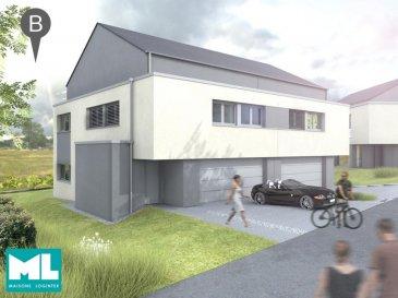 Maison jumelée à Hollenfels