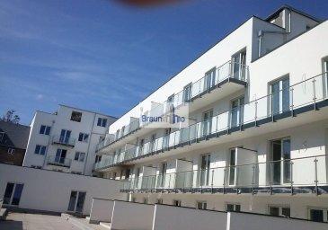 Magnifique Penthouse d'une superficie de 57 m2  avec 2 chambres, doté de belles prestations et bénéficiant d'une grande terrasse de 49 m2  bien exposée avec vue panoramique au 5e et dernier étage de la nouvelle Résidence Kyan. Située à l'intersection de la rue Pasteur du Boulevard Prince Henri, La nouvelle Résidence KYAN propose sur 5 étages 44 appartements, 14 Duplex, ainsi que 5 locaux commerciaux. Les appartements  bénéficient de prestations haut de gamme et finitions de qualité. Triple vitrage, volets électriques. Garages et emplacements intérieurs en option. Prix  indiqué TVA 3%. Livraison Avril 2021. A visiter !  Ref agence : 2110003