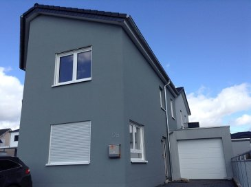 New, low energy duplex 4 rent in Bitburg Brand new 122 sqm Duplex for rent in 54634 Bitburg, Bachstraße 17a  Price: 1.300 € plus utilities   3 x bedrooms,  1 x walk'in toilet, 1 x huge living room,  1 x buildin kitchen open plan with dining room,                                                                                                                     1 x master bathroom with shower & tub, 1 x terrace ( with passage to the garage)                                                                                                                                                                              1 x laundry room, 1 x garage (automatic gate), with storage,  2 x parking lots.   -high speed internet,  -pets are not allowed,                                                                                                                                                                  -automatic ventilation system,                                                                                                                                               -video camera surveillance main entry,                                                                                                                                                                          -electric shutters.                                                                                                                                                            -security deposit: 2 monthly basic rents.                                                                                                                                              Utilities:  - 35 € monthly payment for water/waste-water: per person, annual invoice,  - 25 € monthly payment for garbage: annual invoice,  - Household-Electricity: own contract with local provider,  - Heat/Air to Air warm pump): own contract with local provider,  - Phone/Internet: own contract with local provider.   For more images, please copy the following link in your browser:    The property is listed and approved by US Housing Office/SPAB. When you have any questions, or you like to view the property, please contact me any time.    Have a great day!