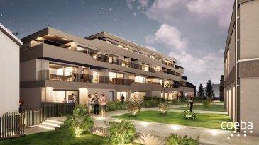 Nous vous présentons un appartement à 59,86m2 (A0-01) dans notre magnifique ensemble résidentiel