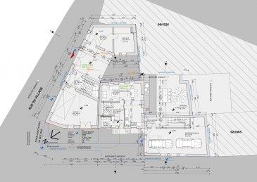 Projet avec autorisations pour 2 Appartements<br><br>2 Unités de 290 m², pas plus de 2 Unités.<br><br>Démolition en cours<br><br>A Steinheim<br><br>Contacter Mr Kissel 691621235