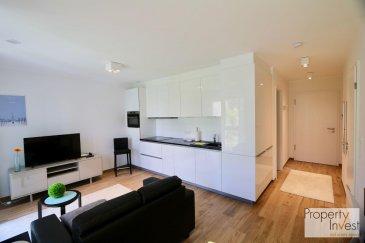 ***Loué***<br><br>L\'agence Property Invest vous propose en location:<br><br>un magnifique studio complètement meublé (nouvelle construction, première occupation)  avec tout le confort possible. Le studio dispose d\'une surface habitable de +/- 38m2 situé au 1er étage d\'une résidence à Luxembourg-Limpertsberg dans la rue Joseph Hansen, vous offrant :<br><br>un hall d\'entrée avec des armoires encastrées, un WC séparé, une belle cuisine équipée ouverte sur la pièce à vivre et une salle de douche.<br><br>Un emplacement de parking intérieur ainsi qu\'une cave privative complètent le bien.<br><br>L\'appartement se trouve à proximité des transports en commun et à quelques minutes du centre ville.<br><br>Disponibilité: de suite<br><br>N\'hésitez pas à nous contacter pour des informations supplémentaires.<br><br>Cordialement<br><br>Property Invest Team<br>Tel : +352 671 888 777<br>Email : info@propertyinvest.lu <br>Web : www.propertyinvest.lu<br />Ref agence :6079429