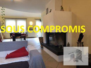 ***** SOUS COMPROMIS *****  Duplex au deuxième et troisième étage, avec une surface d'environ 140 m2, composé comme suit :  Au deuxième étage :  - Hall d'entrée, - WC hôtes - une salle de bain - une chambre de 13,50 m2 - un débarras - cuisine équipée - vaste living et salle à manger avec cheminé de 52,50 m2  Au troisième étage : - une mezzanine - une chambre à coucher de 20,30 m2 - une salle de douche  Au sous-sol : une cave privative, deux emplacements intérieur et une buanderie commune.  Possibilité de faire une 3ième chambre sur la mezzanine.  L'appartement sera disponible à partir du 31 mars 2020 au plus tard. La résidence se situe au centre du village, proche des commerces et des transports communs.  Pour tous renseignements supplémentaires ou pour convenir un rendez-vous pour une visite, veuillez nous contacter au (+352) 691 400 705 ou par email : info@17b.lu