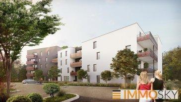 M572558.B008 Appartement 39,9m² F2 idéal investissement à NANCY MAXEVILLE<br>DEMARRAGE DES TRAVAUX<br>Au sein même d\'un parc arboré et classé, à la croisée des Villes de Maxéville, Nancy et Laxou, le domaine des Alérions offre tous les avantages de la ville, comme si vous étiez à la campagne. Ce programme immobilier de situe à proximité directe des commerces, des axes autoroutiers et des contournements de la métropole Nancéenne ainsi que des transports en commun qui faciliteront votre quotidien avec la ligne 2 du tramway<br>Les appartements neufs au sein Des Domaines de l\'Alérion sont de qualité aux prestations entièrement dédiées au confort et au bien-être des habitants.<br>Du 2 au 5 pièces avec balcon, terrasse-jardin, les résidences Des Domaines de l\'Alérion, réparties dans 4 bâtiments s\'érigent sur 4 et 5 niveaux.<br>Le bâtiment B comportera 41 appartements . Tous les logements disposent d\'une place de stationnement extérieure et sont certifiés NF HABITAT et labelisés RT2012.<br>Immosky propose les biens dans cet immeubles à tous niveaux, du du 2 au 4 pièces, prolongés pour la plupart d\'un balcon ou d\'un jardin.<br>N\'hésitez pas à nous contacter si vous recherchez un bien à habiter ou pour investissement dans le cadre de la loi PINEL. Accompagnement possible avec COURTIER spécialisé en taux à prêt zéro, investissement, et accompagnement pour bénéficier de la TVA réduite.<br>Frais de notaires réduits. Pour plus d\'informations Olivier FREMONT, Agent commercial spécialiste du secteur, est à votre entière disposition au 07 67 29 36 16.<br>Honoraires à la charge du vendeur.