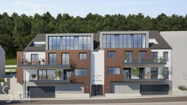 L\'agence immobilière Christine SIMON vous propose un appartement au premier étage dans sa nouvelle résidence « Les Jardins de Weimerskirch » située dans le quartier calme et convivial de Weimerskirch. <br>L\'appartement 1A dispose d\'une superficie brute de +/- 80,65 m² et d\'un balcon à rue de 10,07 m². Le bien se compose d\'une chambre à coucher d\'env. 11,89 m2, d\'un bureau d\'env. 12,74 m2, d\'une salle de bains généreuse avec WC d\'env. 9,94 m2, d\'une buanderie, d\'un WC séparé ainsi que d\'une pièce de vie composée d\'une cuisine ouverte, d\'un salon et d\'une salle à manger d\'env. 30,63 m2, donnant directement accès au balcon.<br>L\'appartement dispose également d\'une cave .<br>L\'emplacement intérieur est au prix de 50.000 € hors frais.<br>Certificat de performance énergétique (CPE): A-B-A<br>Chaudière collective à au gaz, triple vitrage, panneaux solaires, chauffage au sol, Isolations thermique et phonique renforcées, volets électriques, Ventilation mécanique double flux avec récupération de chaleur, citerne d\'eau de pluie pour l\'utilisation des wc, éclairage led automatique des parties communes et un accès sécurisé au parking par télécommande.<br><br>La construction débutera dès 60 % de ventes réalises et prendra 18 mois.<br><br>Arrêt de bus à 200 m, Piste cyclable à 550 m, Gare de Dommeldange à 650 m, Hôpital à 700 m, école fondamentale à 1,7 km.<br>Quartier d\'affaires (Kirchberg) à 2 km, école européenne 2,1 km, université du Luxembourg à 2,9 km, Parc des expositions et centre culturel et commerces également entre 3,7 et 4 km.<br><br>Prix des logements hors TVA et hors frais.<br>Pour de plus amples renseignements ou un rendez-vous dans notre bureau n\'hésitez pas à nous contacter au numéro: 26 53 00 30 1ou par email info@christinesimon.lu<br><br>Nous sommes en permanence à la recherche des biens pour nos clients solvables. <br>Si vous désirez vendre ou louer ou estimer votre bien n\'hésitez pas à nous contacter.<br><br>La commission de vente est 