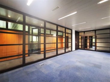The agencies IMMONEUF S.À.R.L. and DALPA S.A. jointly offer those magnificent offices for sale in Luxembourg-Belair, as a \