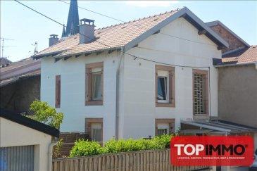 Maison Thiaville-sur-Meurthe