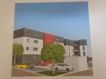 M572752A  A VENDRE DANS RÉSIDENCE DE 20 APPARTEMENTS dans le centre de ROMBAS cet appartement de type F4 de  85m² avec LOGGIA DE 21.45M² disponible en 2020  situé au premier étage sur 3 , offrant une entrée ,  un espace dédié à la cuisine de 16.95m²  non équipée ,  ouvert sur séjour  de 17.80m² ; le tout pour 34m² d'espace de vie avec accès à la loggia idéalement exposée , 3 Chambres , une salle d' eau , WC séparé , un GARAGE et un PARKING extérieur complètent  cette offre , pour 14000.00' et 2000.00'  en supplément du prix. Idéalement situé proche des commerces et des commodités voisin de MAIZIERES LES METZ , MONDELANGE ,AMNEVILLE LES THERMES , SEMECOURT ,HAGONDANGE , accès rapide à l'autoroute A31 Metz Thionville Luxembourg Pour plus d'informations Philippe DELAPORTE, Conseiller spécialiste du secteur, est à votre entière disposition au 06 86 27 69 62 . Honoraires à la charge du vendeur.