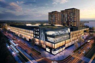 RM Unit Real Estate & Investements vous propose en exclusivité  ce magnifique appartement lumineux de haut standing et idéalement situé dans la nouvelle tour Zenith 21 au dessus de la nouvelle galerie marchande Cloche d'Or.  Proche des transports communs, du centre commercial Auchan, de l'école française, des crèches, du futur plus grand parc de Luxembourg-Ville, de nombreux bureaux comme PWC, Deloitte, Alter Domus etc...    L'appartement de 56 m2  situé au 6ème étage est composé:  d'un hall d'entrée avec dressing, un WC séparé avec son espace buanderie, une salle de bains , une chambre à coucher, une cuisine entièrement équipée ouverte sur le salon/séjour donnant accès au loggia.  Au sous-sol, se trouvent une cave privative.  Est également mis à disposition des habitants de la tour un espace wellness avec piscine, sauna, hammam et fitness.   Possibilité de louer un emplacement de parking pour un supplément de 150€ /mois.  Pour toutes informations complémentaires, veuillez contacter l'agence au nr de tél : 24558898 ou via email : info@rmunit.lu