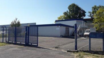A LOUER - WOIPPY  Dans un ensemble immobilier clos et sécurisé, 85 m2 de BUREAUX (4 bureaux) Sanitaires Chauffage individuel électrique.  Stationnements.  Agence ne percevant pas de fonds.